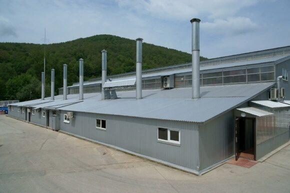 Завод композитных бассейнов FRANMER Туапсе  (5)